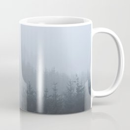 Misty Pines Coffee Mug