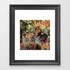 Super Natural No.2 Framed Art Print