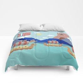 Fjords of Norway pt.2 Comforters