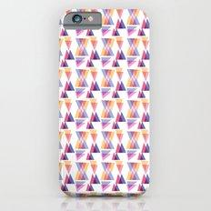 retro triangle iPhone 6s Slim Case