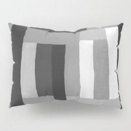 Painted Color Blocks Pillow Sham