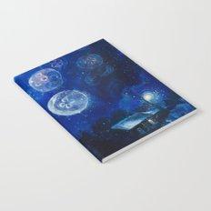 It's Jellyfishing Outside Tonight Notebook