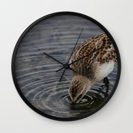 What a meal! Wall Clock