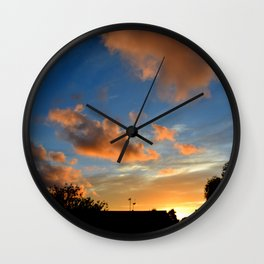 Skys Wall Clock