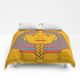 Egyptian Prince Comforters