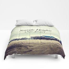 Seaside Heights, New Jersey Comforters