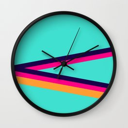 Happenstance Wall Clock