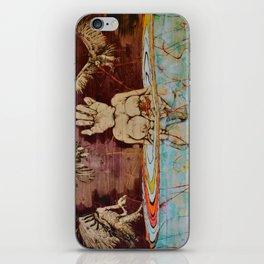 Tangled Fate iPhone Skin