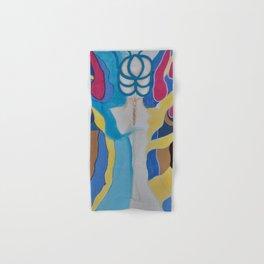 Woman´s tree / EL ARBOL DE LA MUJER Hand & Bath Towel