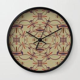 Moonsheaves Campaign (Celadon) Wall Clock