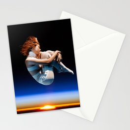 Fifth element Stationery Cards