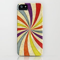 Colorful Twirl iPhone (5, 5s) Slim Case