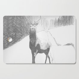 Deerby Cutting Board