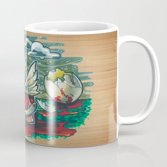 """Life Will Find A Way"" Mug"