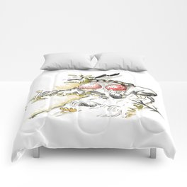 Bach - Inspiration of Elsa Beskow Comforters