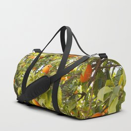 Fruits of Greece Duffle Bag