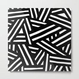 Monochrome 01 Metal Print