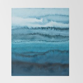 WITHIN THE TIDES - CALYPSO Throw Blanket