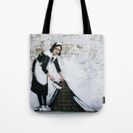 Banksy, Dirty Tote Bag