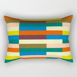 kilim Autumn Colors Rectangular Pillow