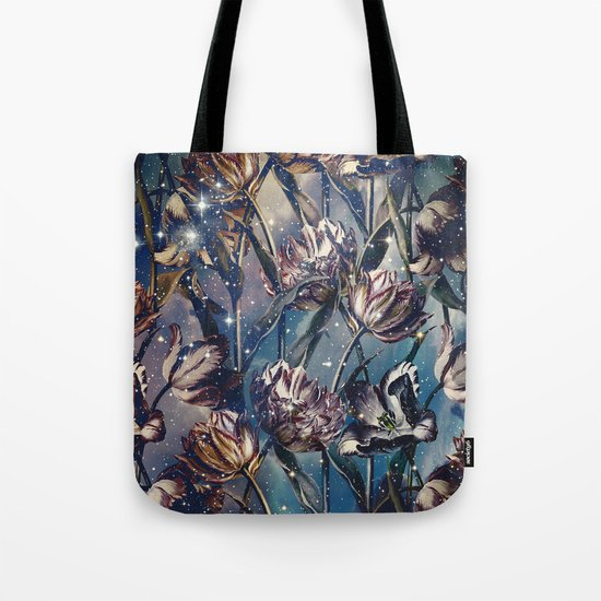 NIGHT FOREST XI Tote Bag