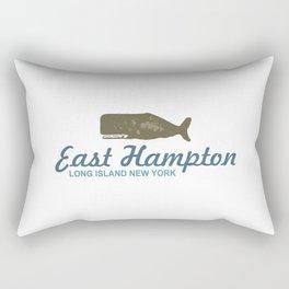 East Hampton - Long Island. Rectangular Pillow