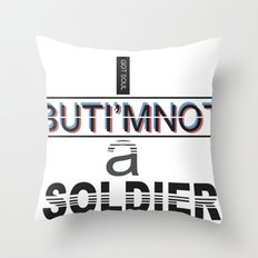 I got soul Throw Pillow