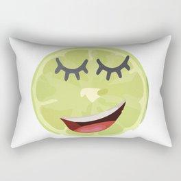 my first lemon Rectangular Pillow
