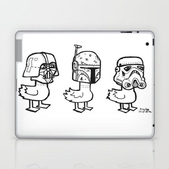 Star Wars Ducks  Laptop & iPad Skin
