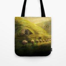 Heading Home Tote Bag
