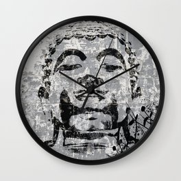 Peace Comes From Within Wall Clock