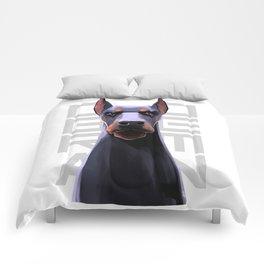 DOBERMAN Comforters