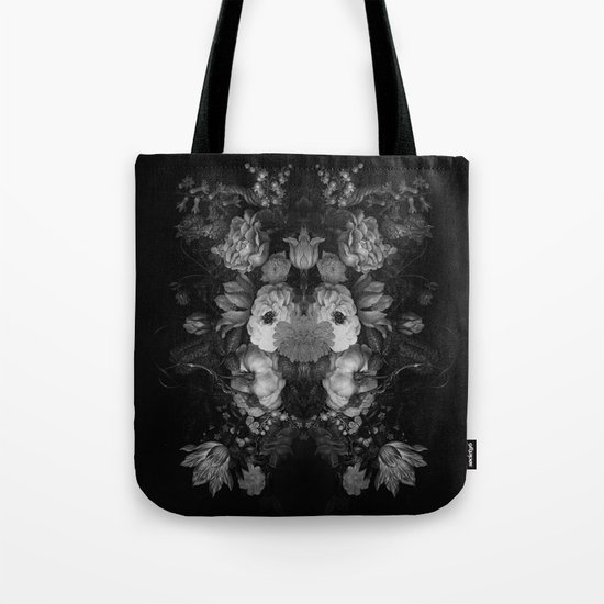 Botanical Darkness Tote Bag