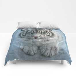 White Tiger - Wild Intentions Comforters