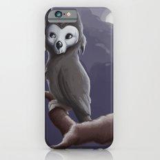 Skull Owl  iPhone 6s Slim Case