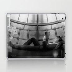 Behind the clockface of Big Ben Laptop & iPad Skin