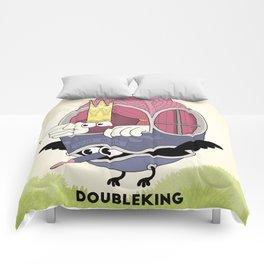 DOUBLE KING: Ovum Regia Comforters