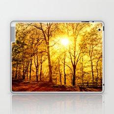 Soft sunset Laptop & iPad Skin