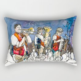 20161015d Oktoberfest Germany Rectangular Pillow