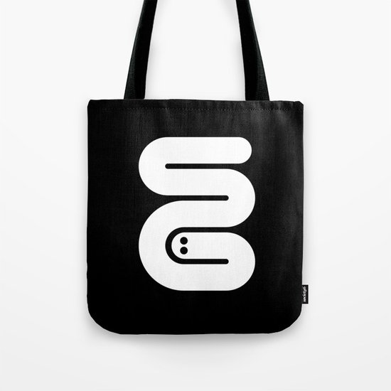 S6 SNAKE Tote Bag