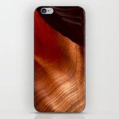 Antelope Curves iPhone & iPod Skin