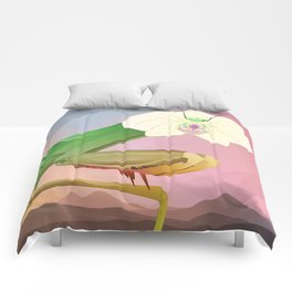 Want to Follow Wanton Fellow Wont to Fallow Comforters