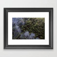 And Smoke Framed Art Print