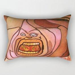 EL MIEDO DEL TORERO Rectangular Pillow