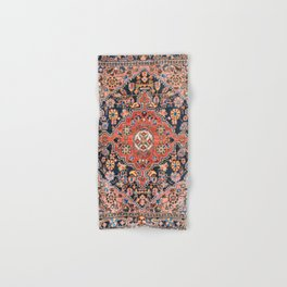 Djosan Poshti West Persian Rug Print Hand & Bath Towel