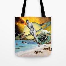 Cat Island Tote Bag