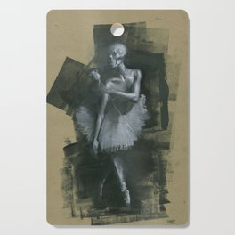 The Dark Dancer Cutting Board