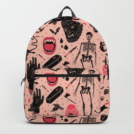 Whole Lotta Horror Backpack