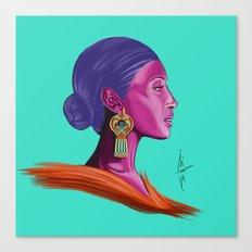 Queen of Sheba  Canvas Print