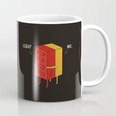 I'll never let go Mug